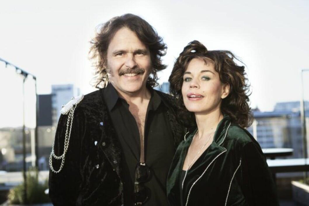 Erik Haag och Lotta Lundgren.