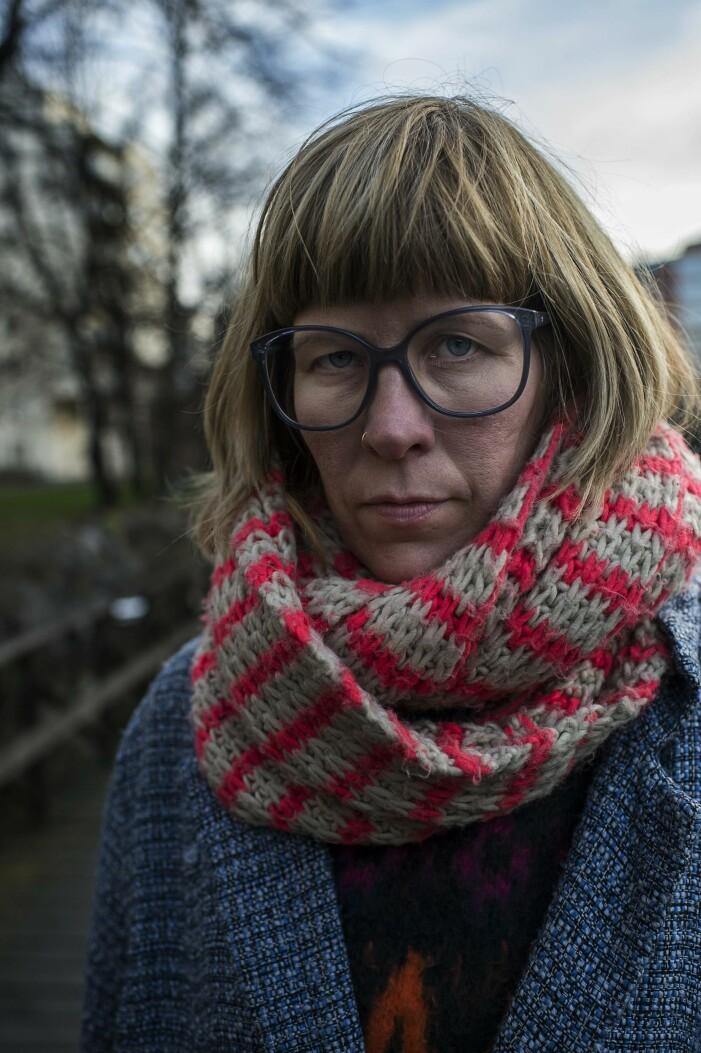 Victoria Larsson var 16 år när hon blev förälskad i Åmselemördaren Juha Valjakkala
