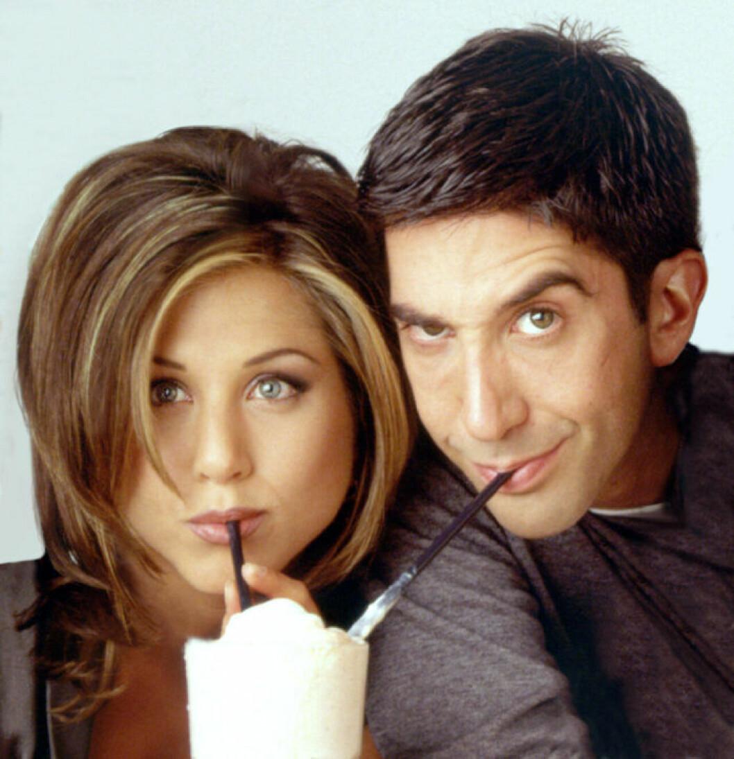 Jennifer Anistons kända frisyr.