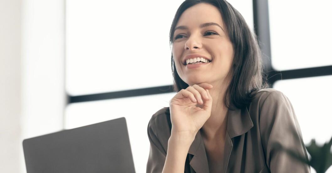 Man blir gladare av att bara jobba 4 dagar i veckan.