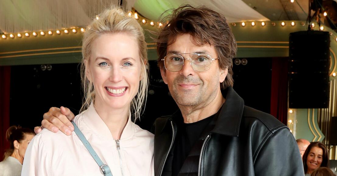 Jenny och Niklas Strömstedt.