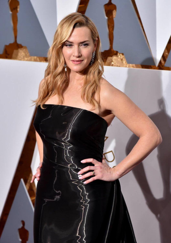 Kate Winslet har fött tre barn.