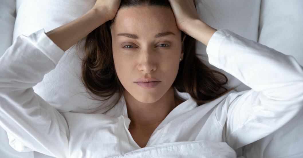 Sömnryck kan förstöra sömnen.
