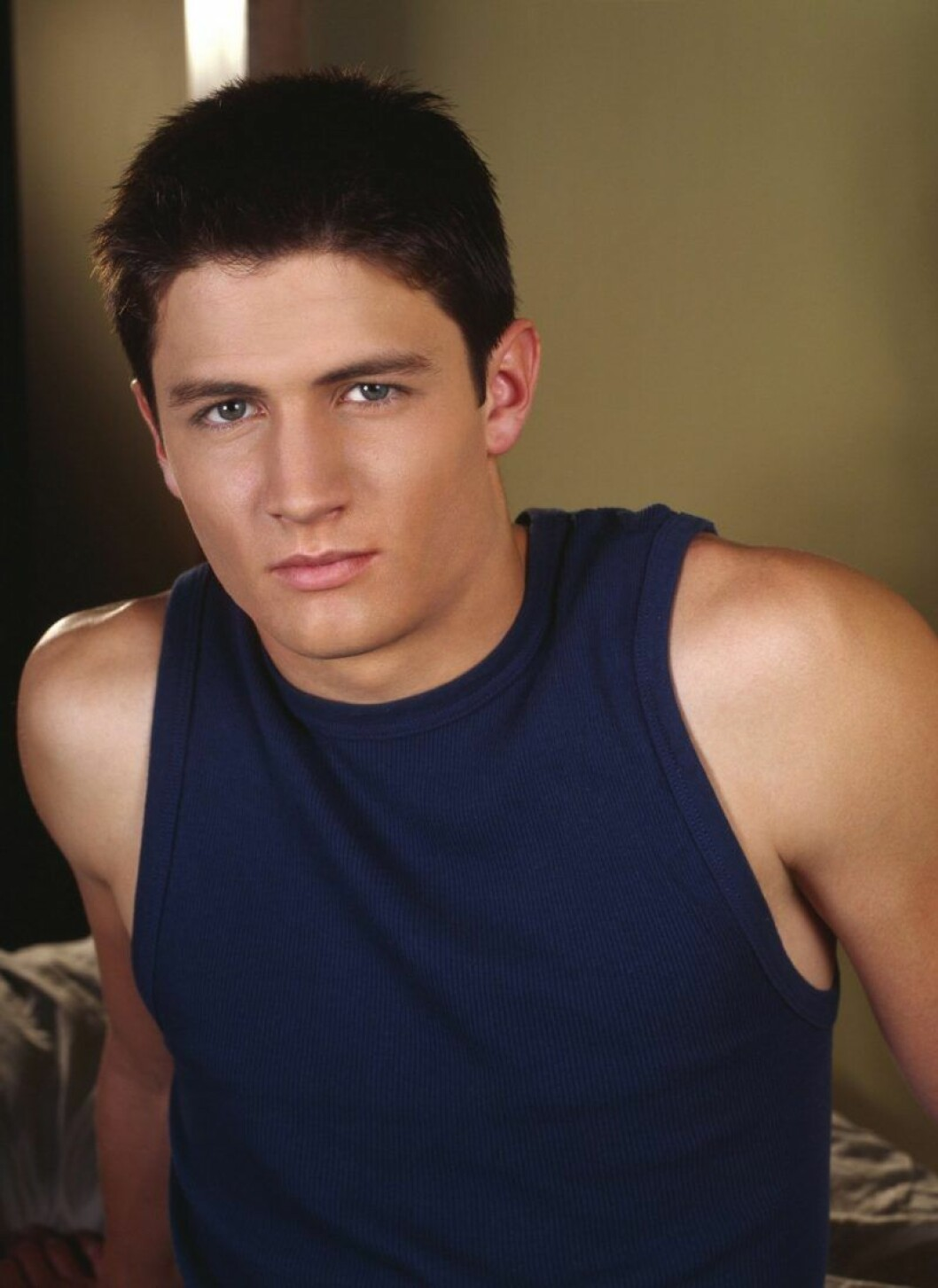 James Lafferty.