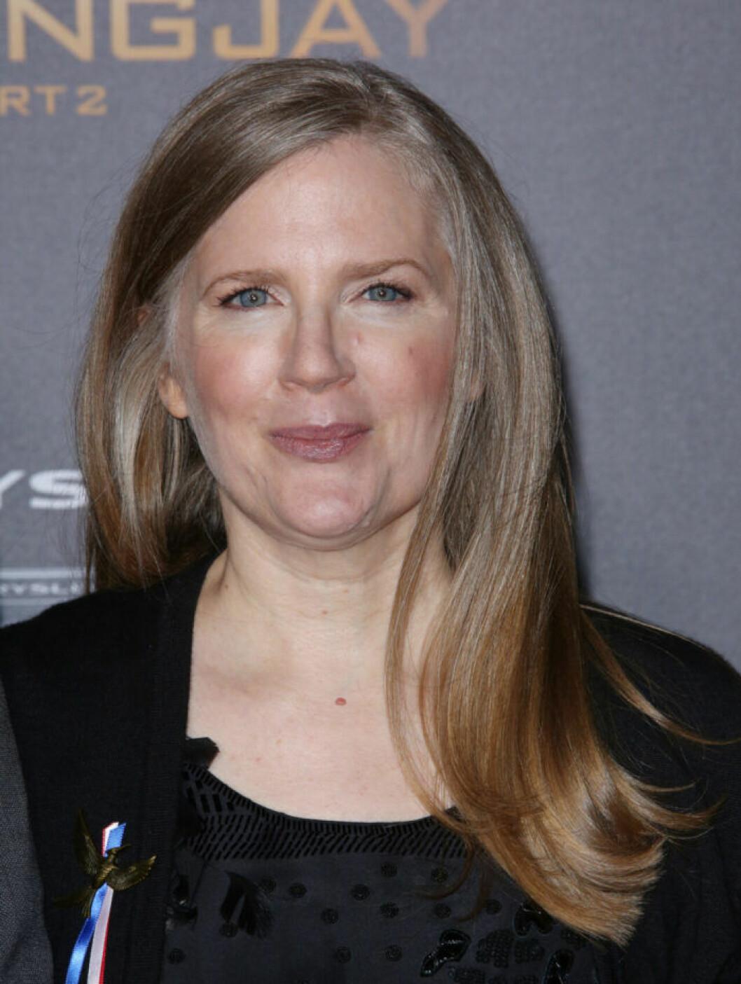 Suzanne Collins. Foto: TT