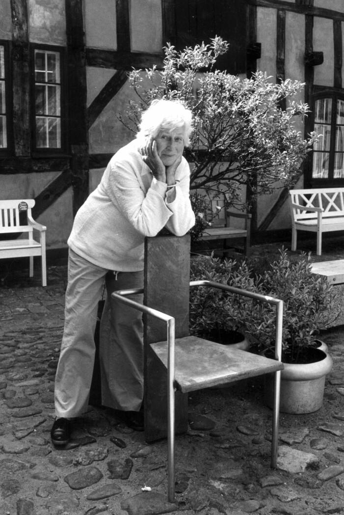 Trädgårdsarkitekten Ulla Molin