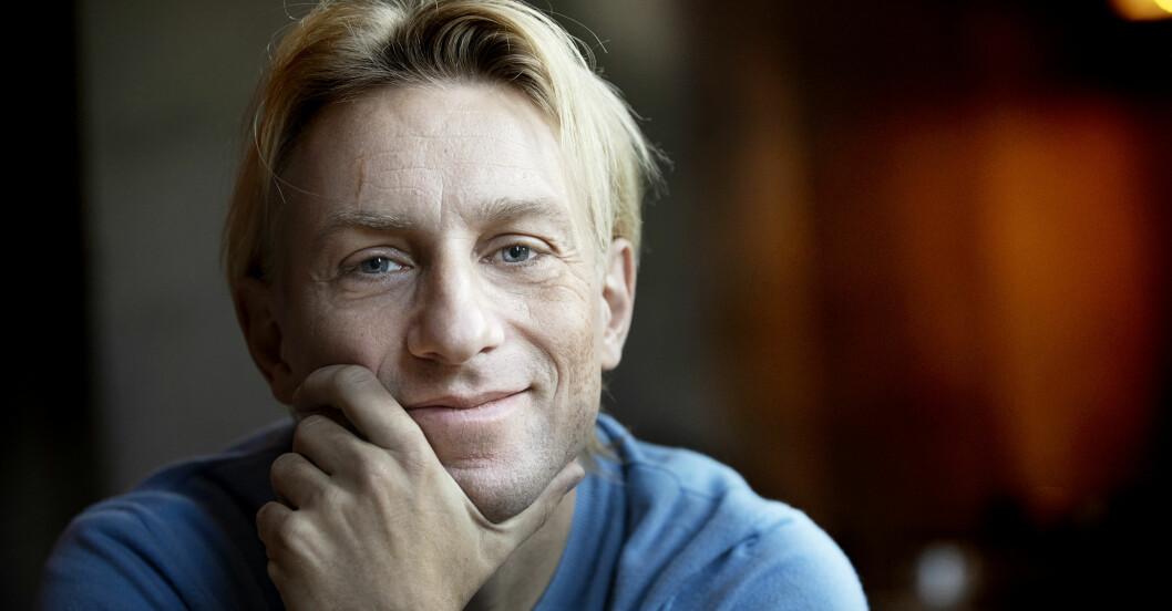 Anders Hansen som gjorde succé med Hjärnstark är aktuell med ny bok om hjärnan.