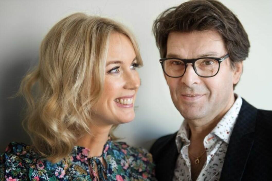 Niklas och Jenny Strömstedt är tillbaka i en ny säsong av Tillsammans med Strömstedts 2020