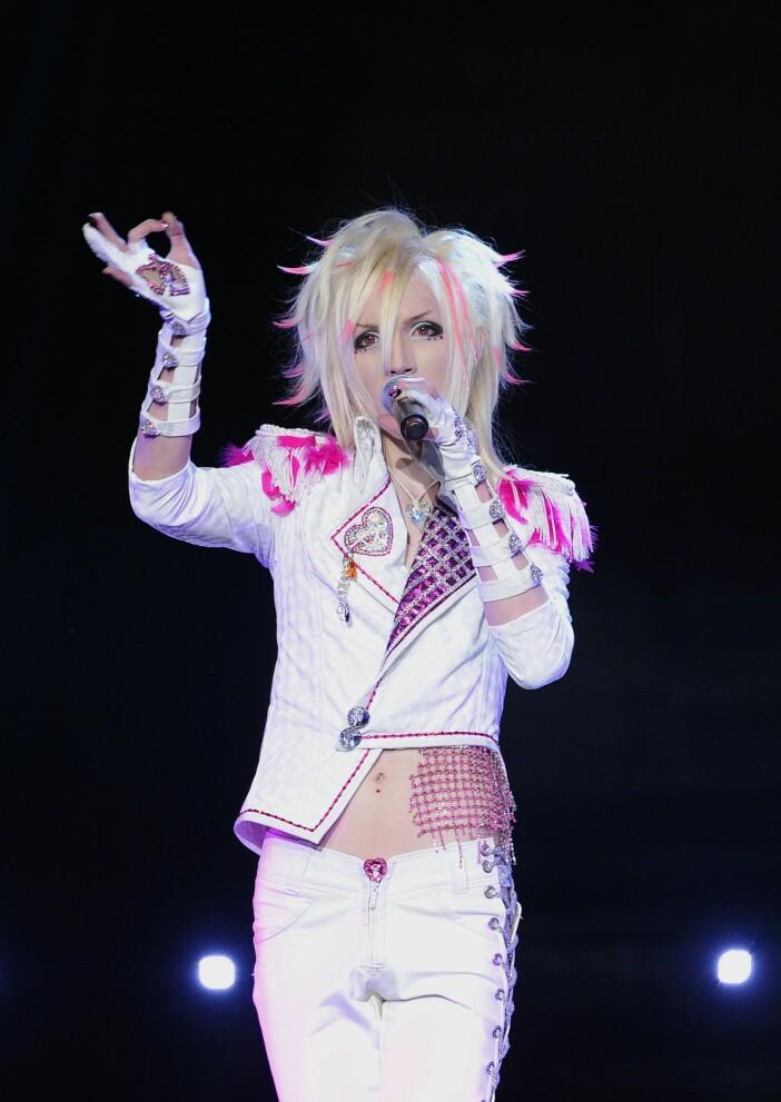 Yohio i Melodifestivalen 2013