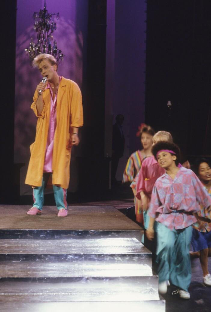DAN TILLBERG, Melodifestivalen 1986