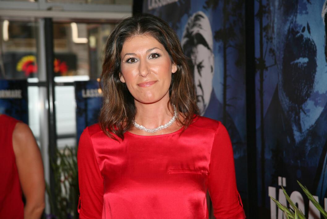 Rania Shemoun Olsson ung