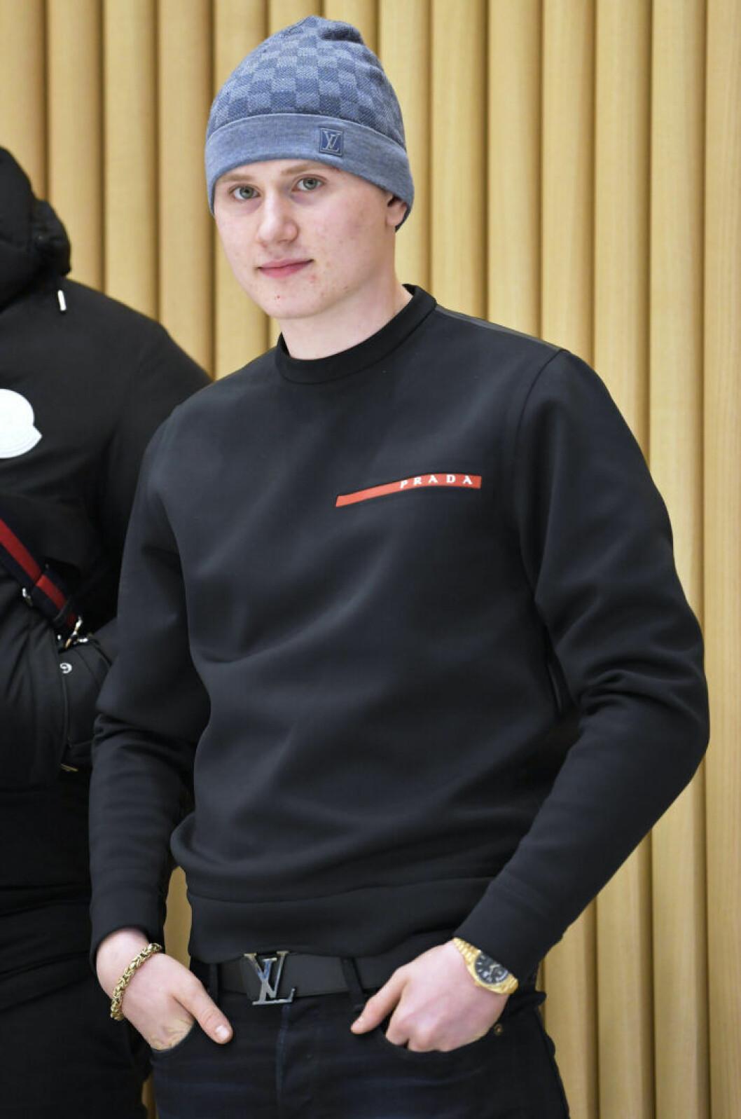 Einár, eg Nils Grönberg.