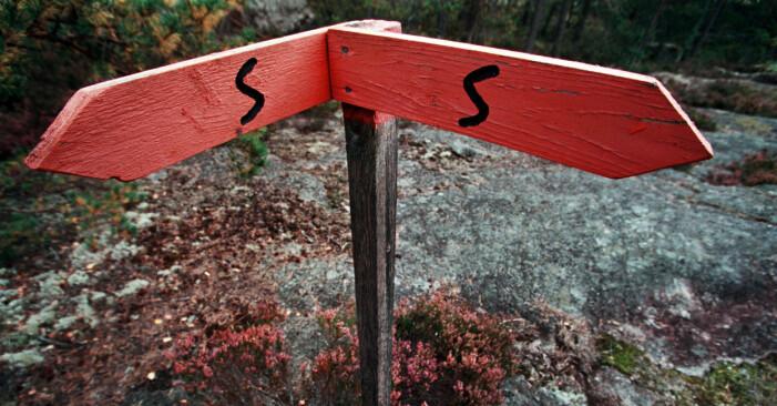 Sörmlandsleden, vandring i 62 olika etapper.