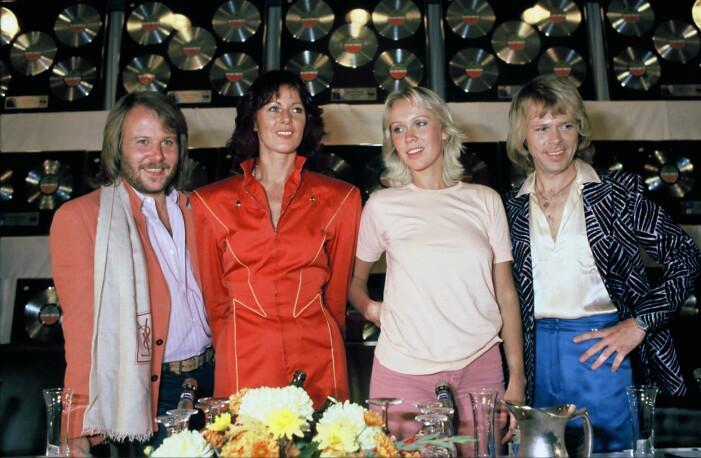 Popgruppen ABBA siktar på comeback med nya låtar 2020