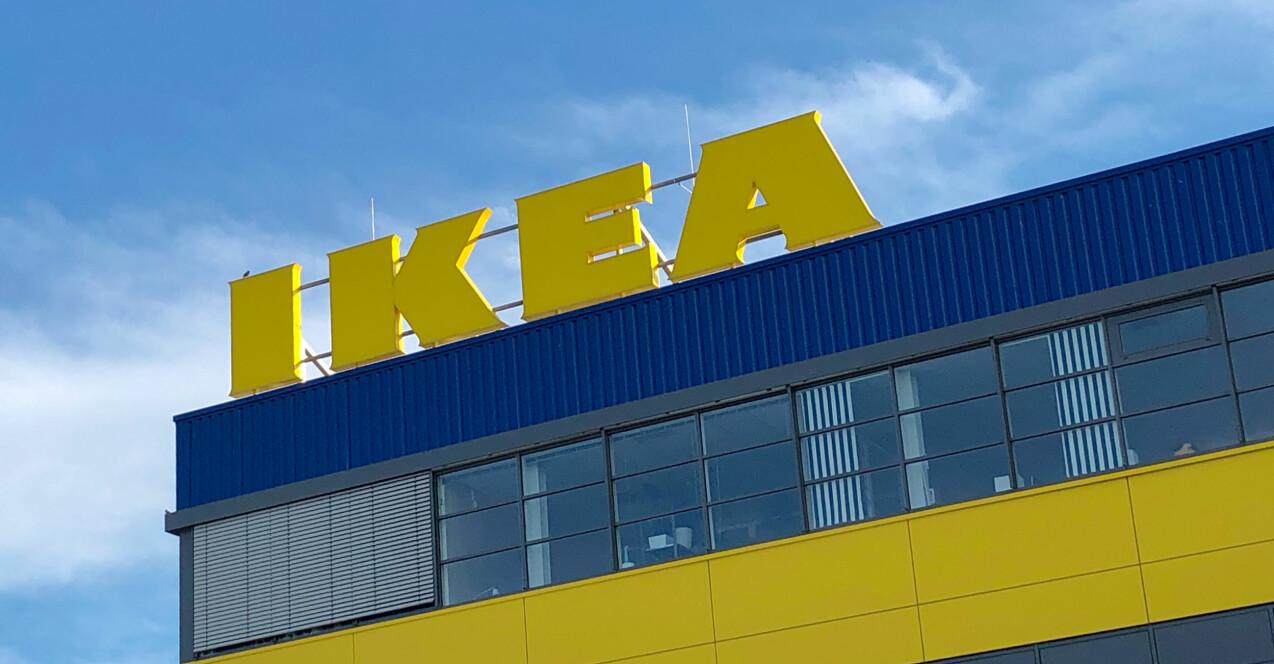 Ett Ikea-varuhus.