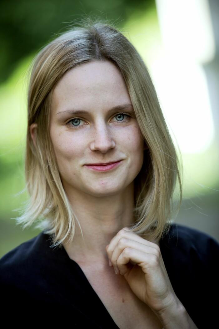 Grete Havnesköld.