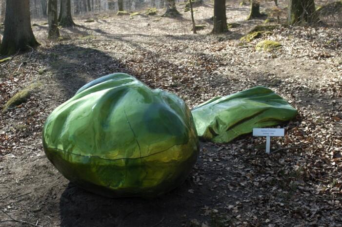 Untitled av Kathleen Schimert på Wanås konst.