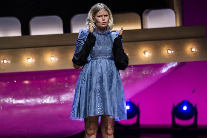 Programledaren Sofie Linde gick i fronten när metoo briserade i Danmark 2020