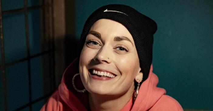 Sanna Bråding spelade Tanja i Tre Kronor.
