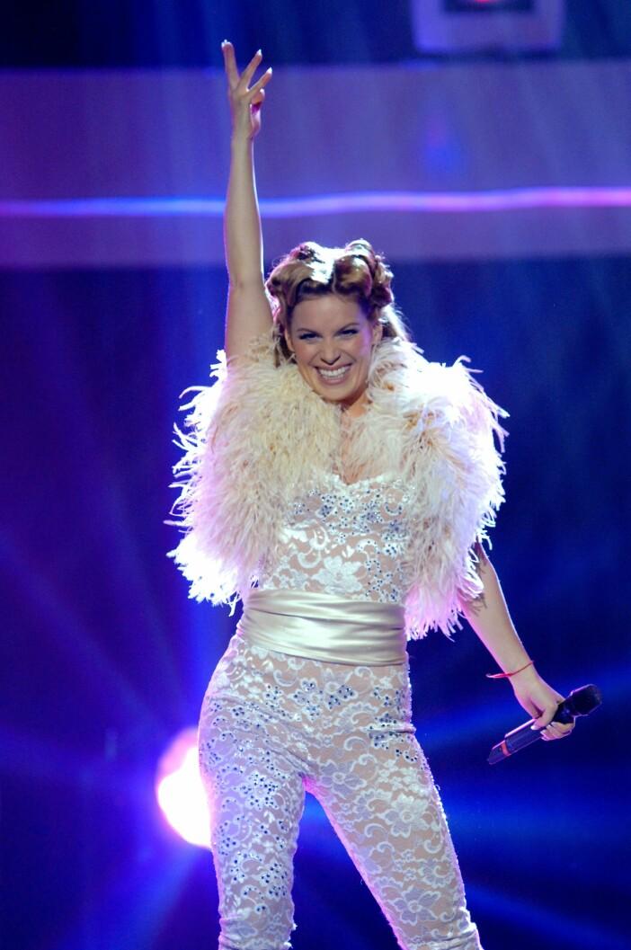 Therese Grankvist Melodifestivalen