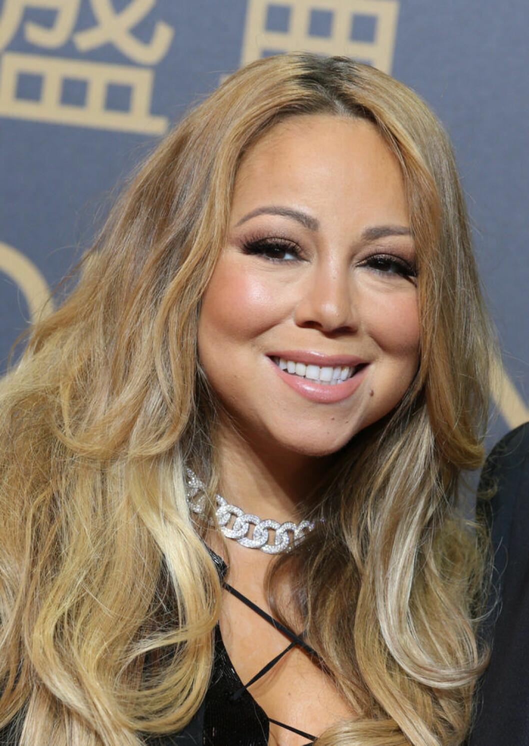 Mariah Carey höll sin sjukdom hemlig.