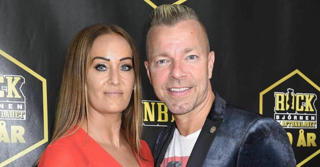 Helena Janebrink och Casper Janebrink