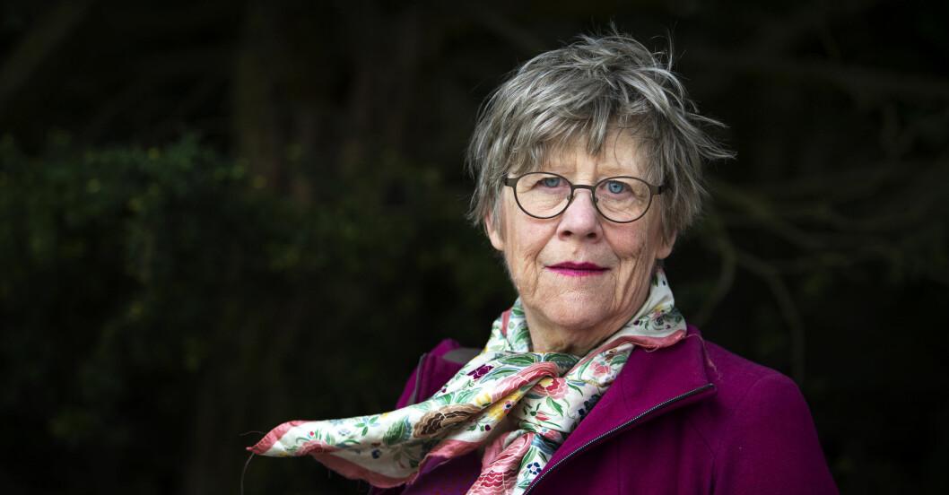 Agnes Wold har fått vaccin.