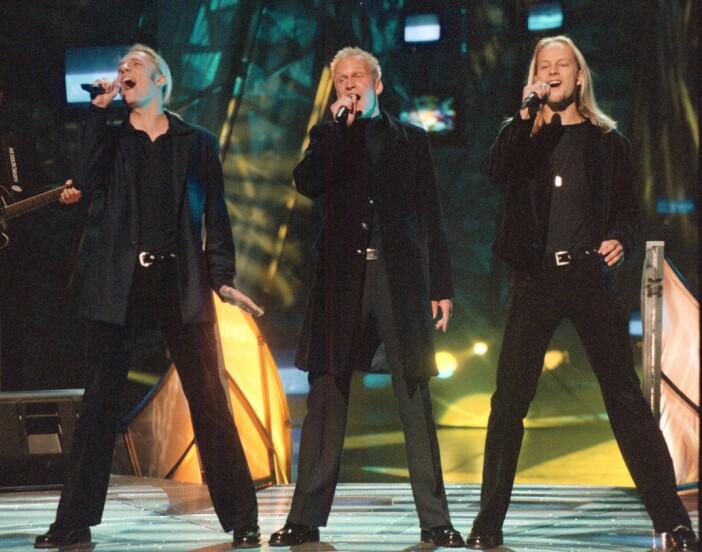 Blond, Melodifestivalen