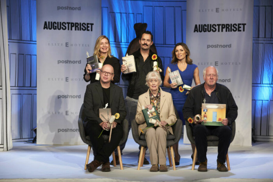 De nominerade till Augustpriset Årets svenska fackbok 2018.