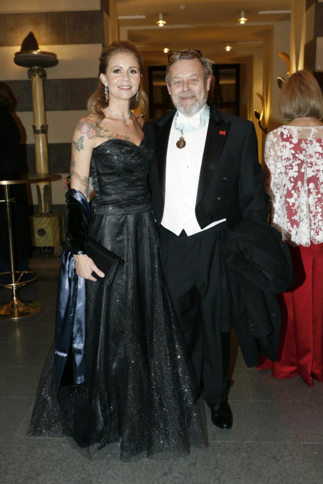 Peter Wallenberg och Klara Wallenberg