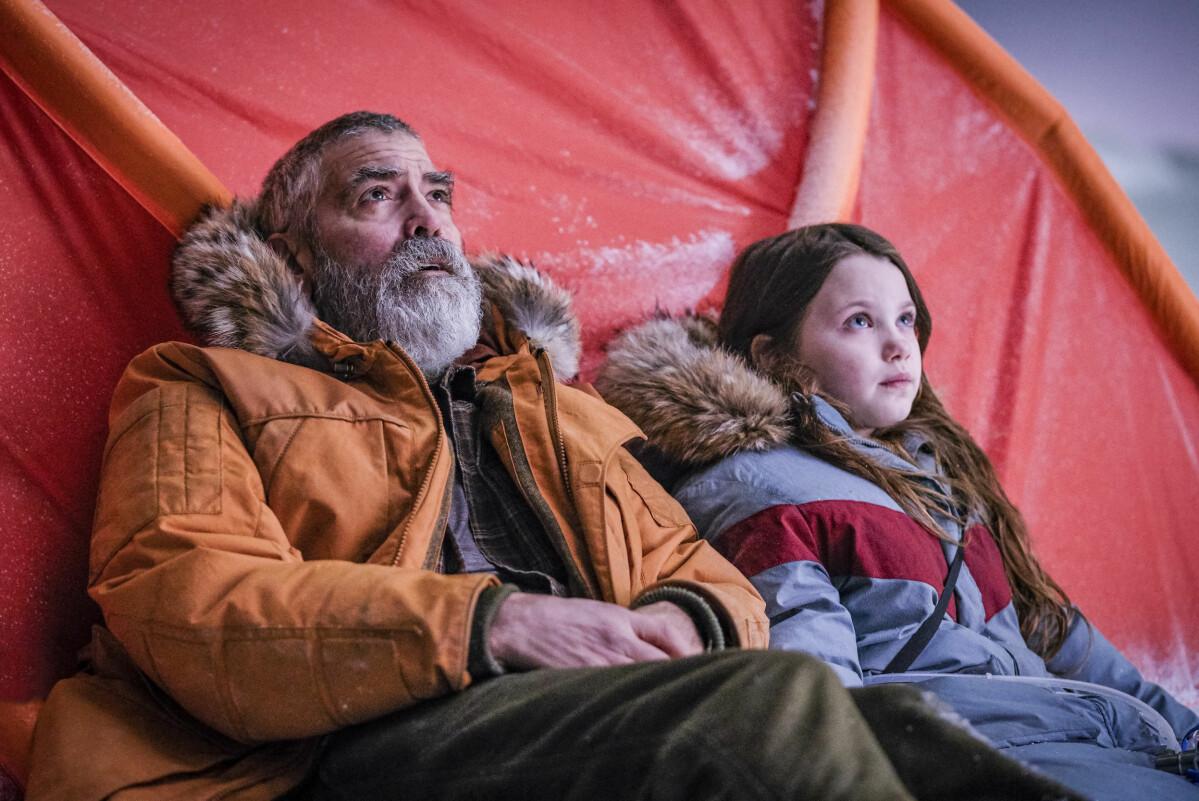 George Clooney spelar vetenskapsman i The Midnight Sky som har premiär på Netflix den 23 december.