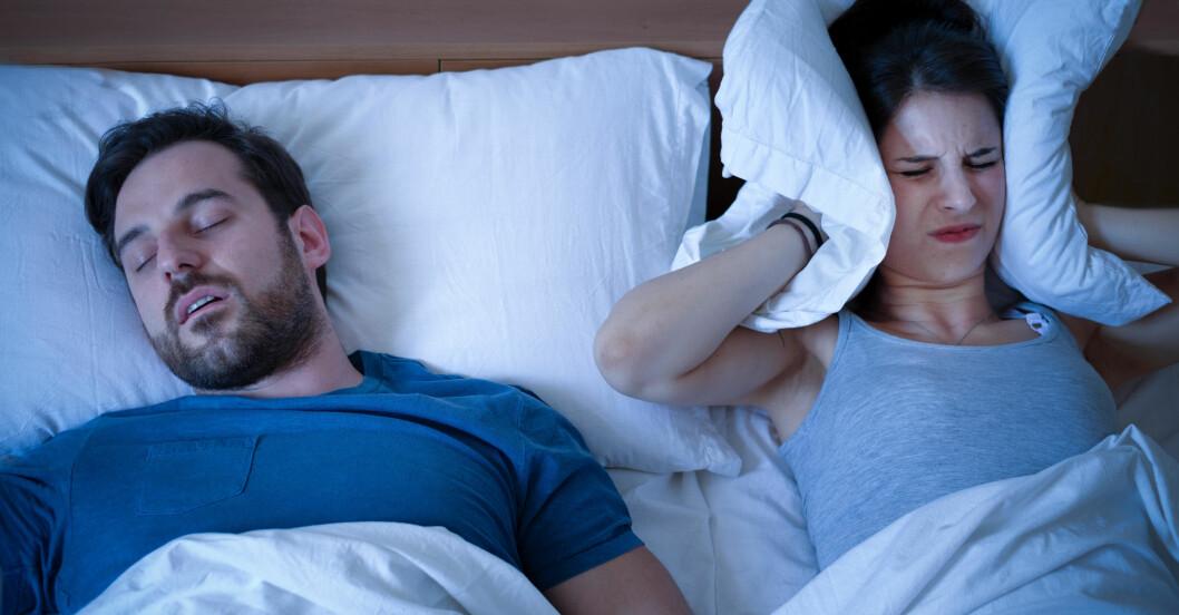 Vissa par mår bättre av att sova isär.