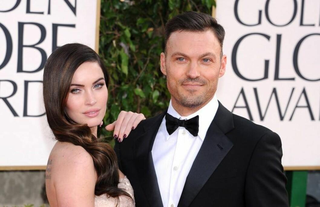 Megan Fox och Brian Austin Green skiljer sig.