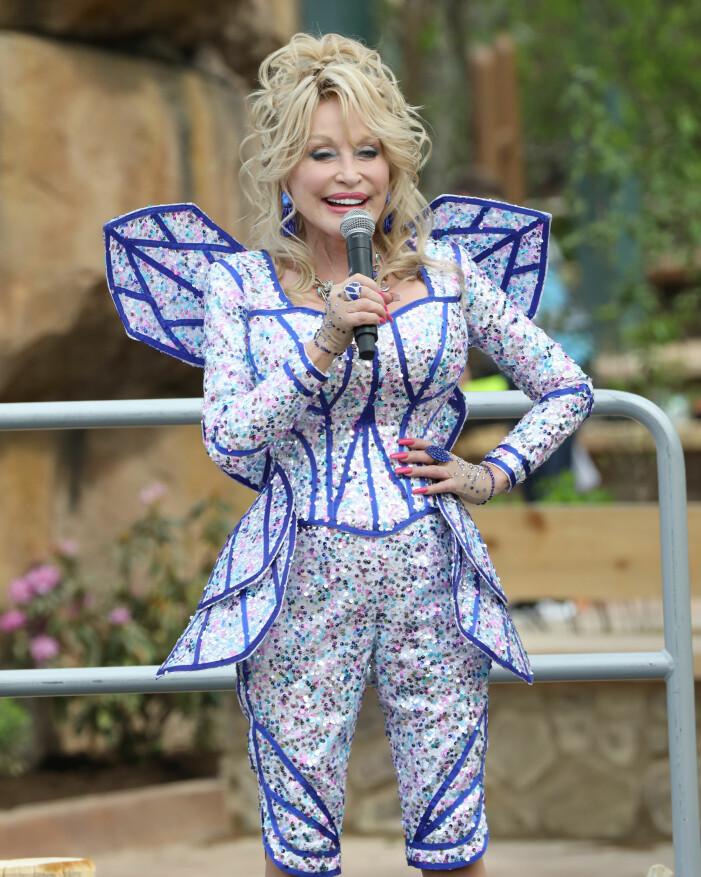 Dolly Parton donerade pengar till arbetet med ett vaccin mot corona