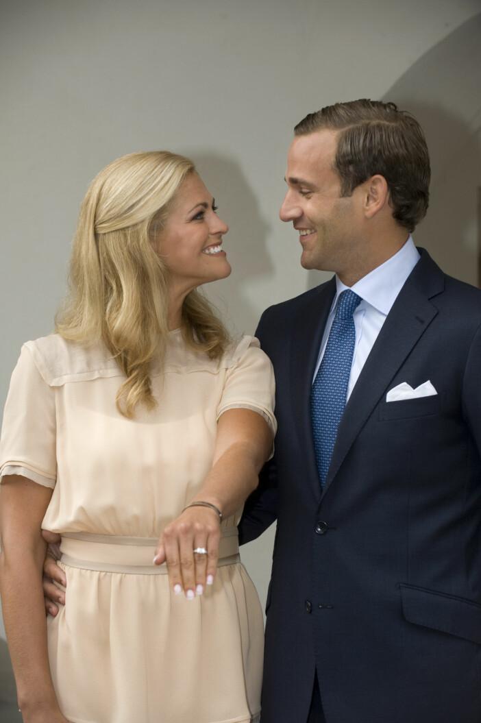 Prinsessan Madeleine bröt förlovningen med Jonas Bergström.