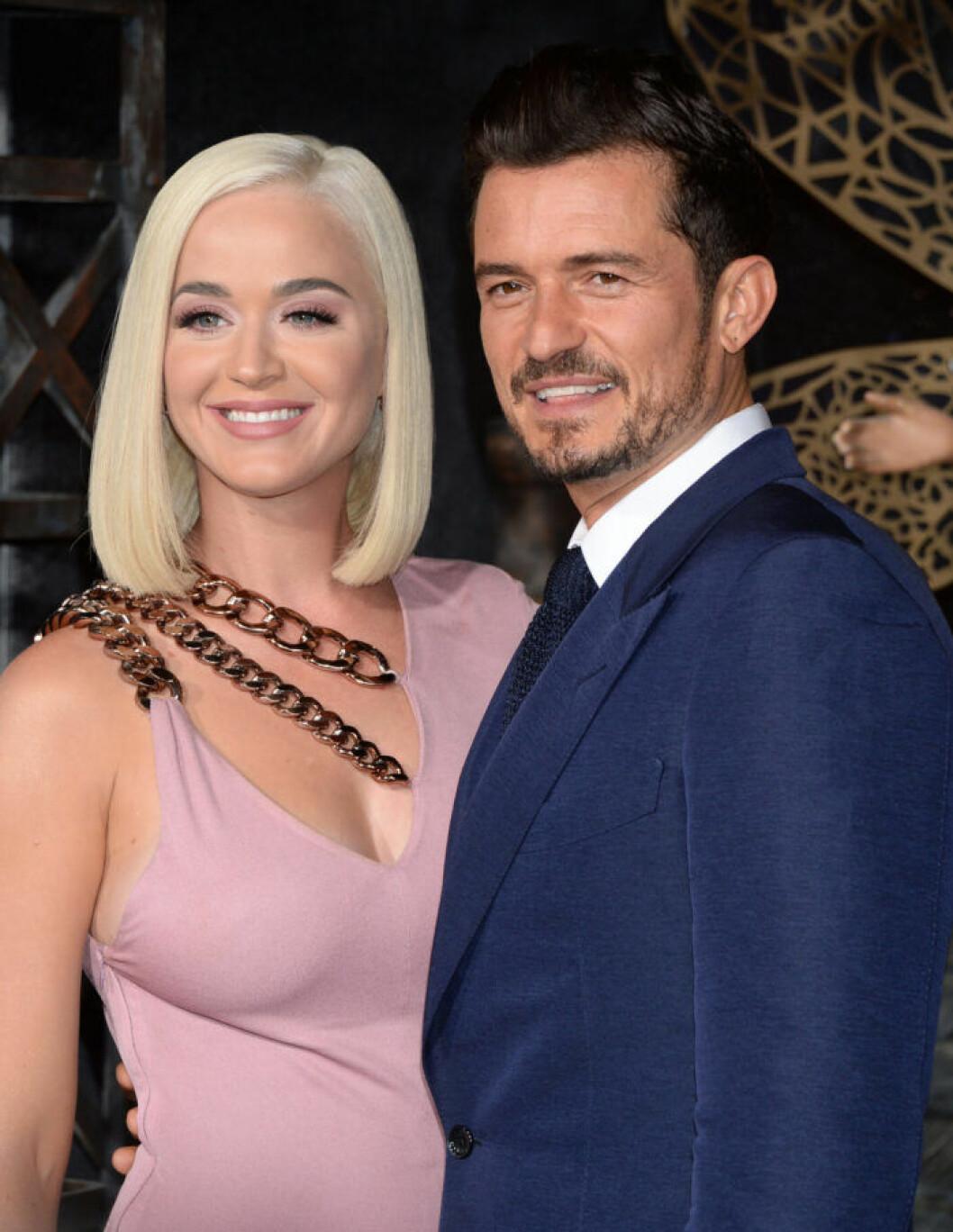 Katy Perry har öppnat upp om sin relation med Orlando Bloom flera gånger.