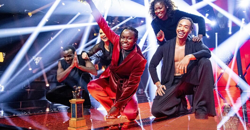 Tusse Chiza i Eurovision 2021