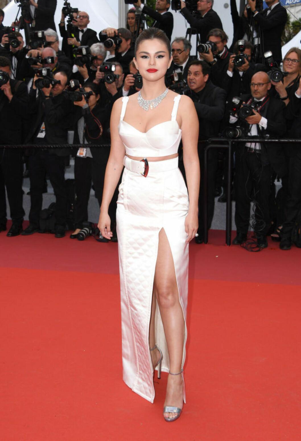 Selena Gomez på filmfestivalen i Cannes 2019