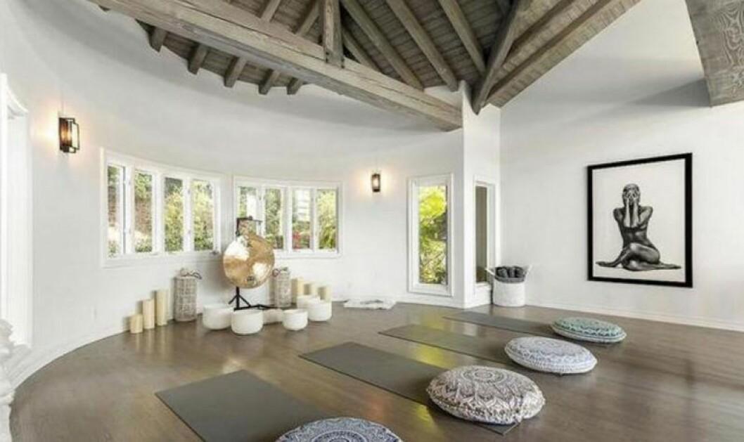 Yogastudio i Selena Gomez nyköpta hus