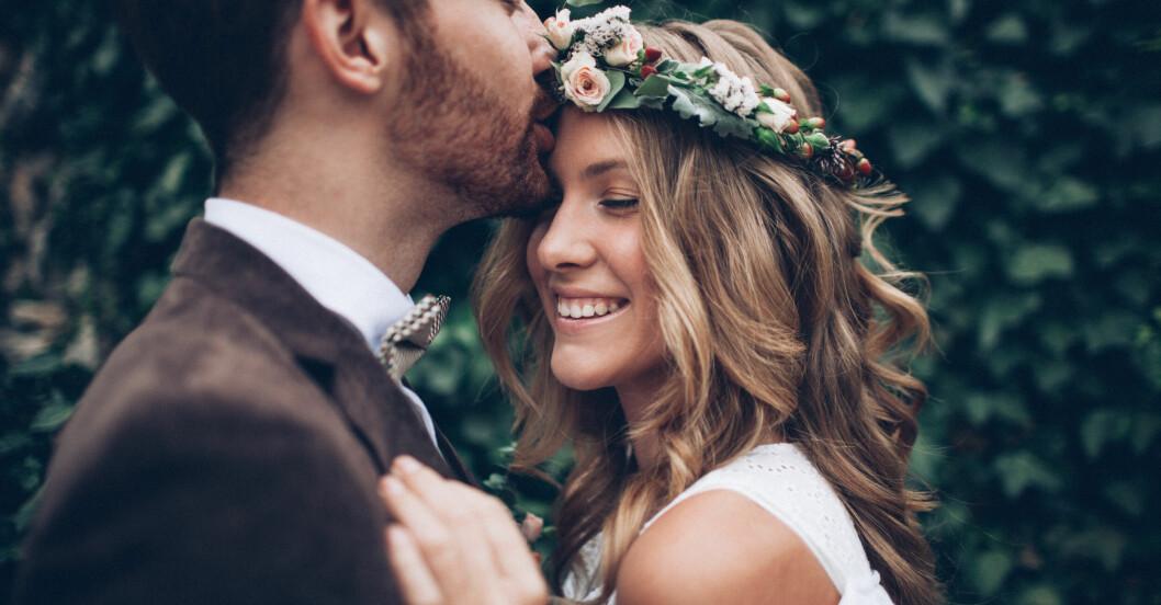 Par som gifter sig