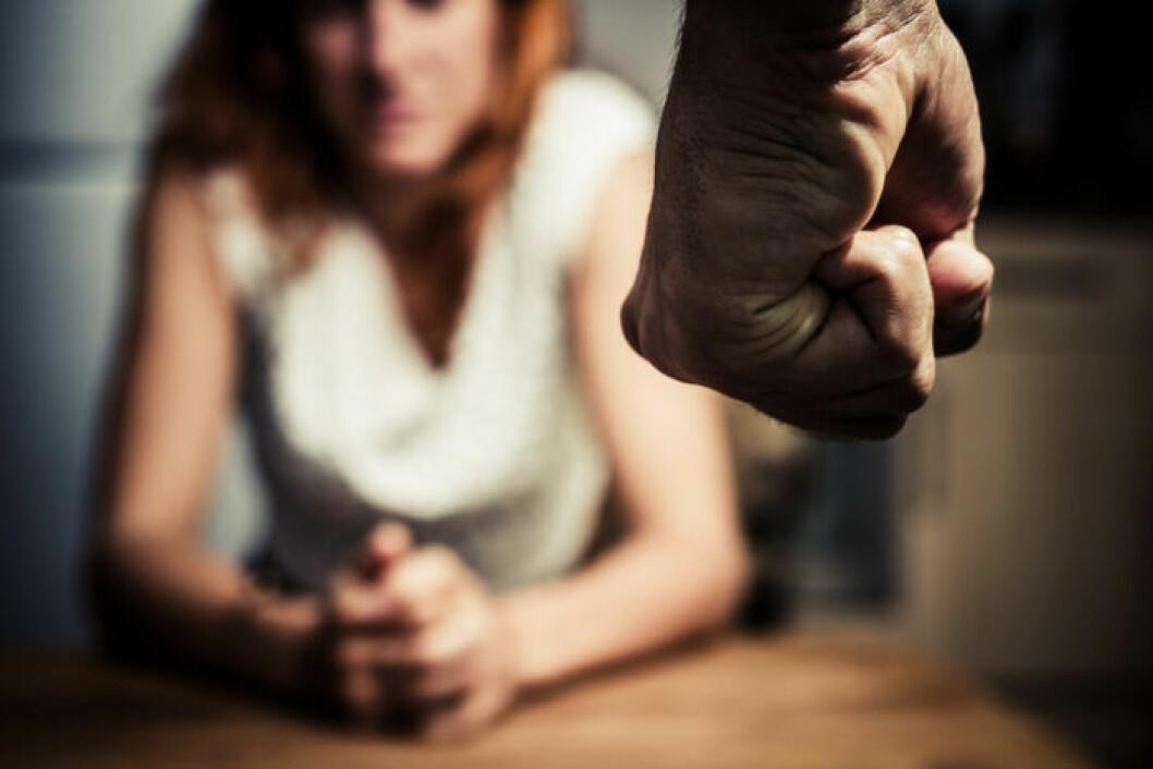Knuten hand