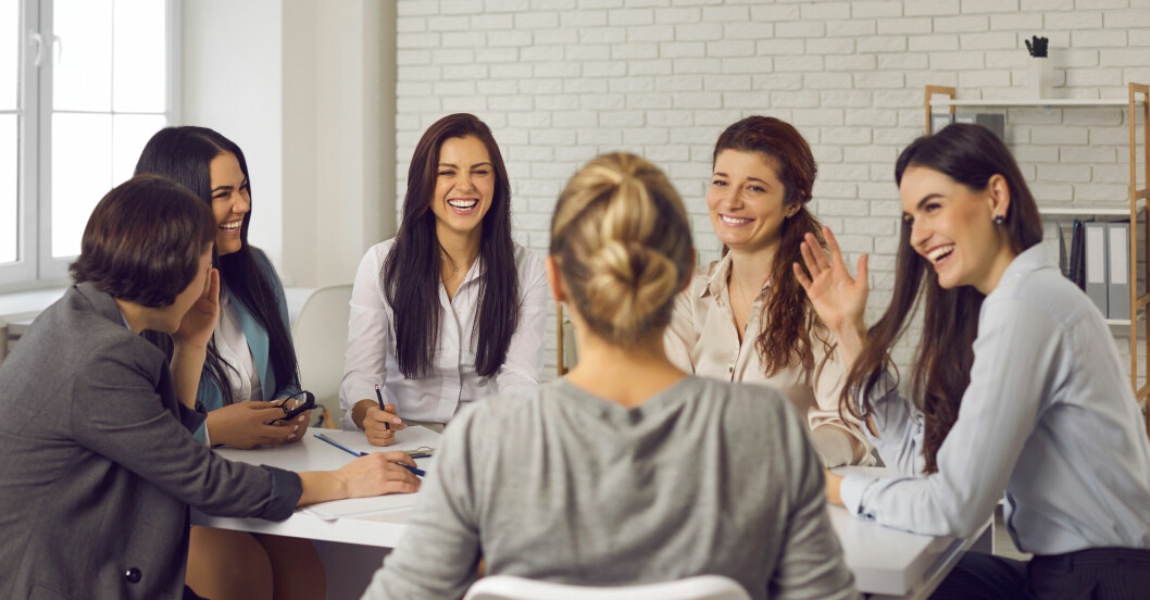 Kvinnor som investerar i aktier