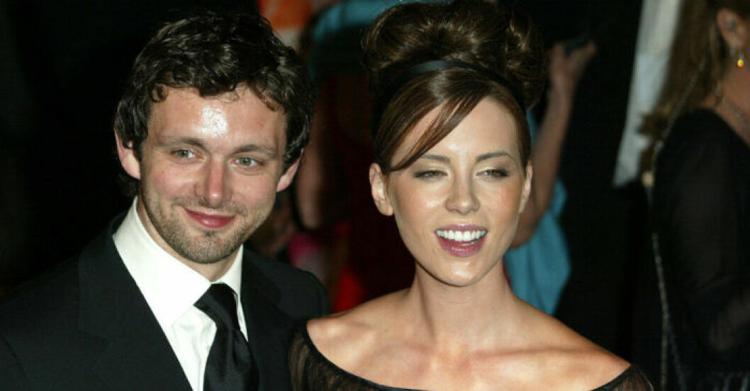 Michael Sheen och Kate Beckinsale.