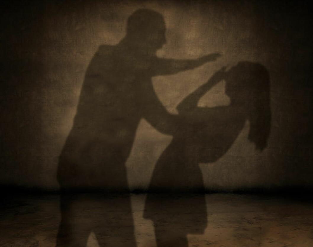 Genrebild, destruktiv relation