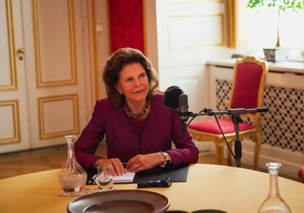 Drottning Silvia Henrik Frenkel podd Alzheimer Life