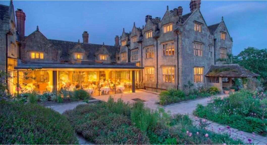 brittiska herrgårdar hotell