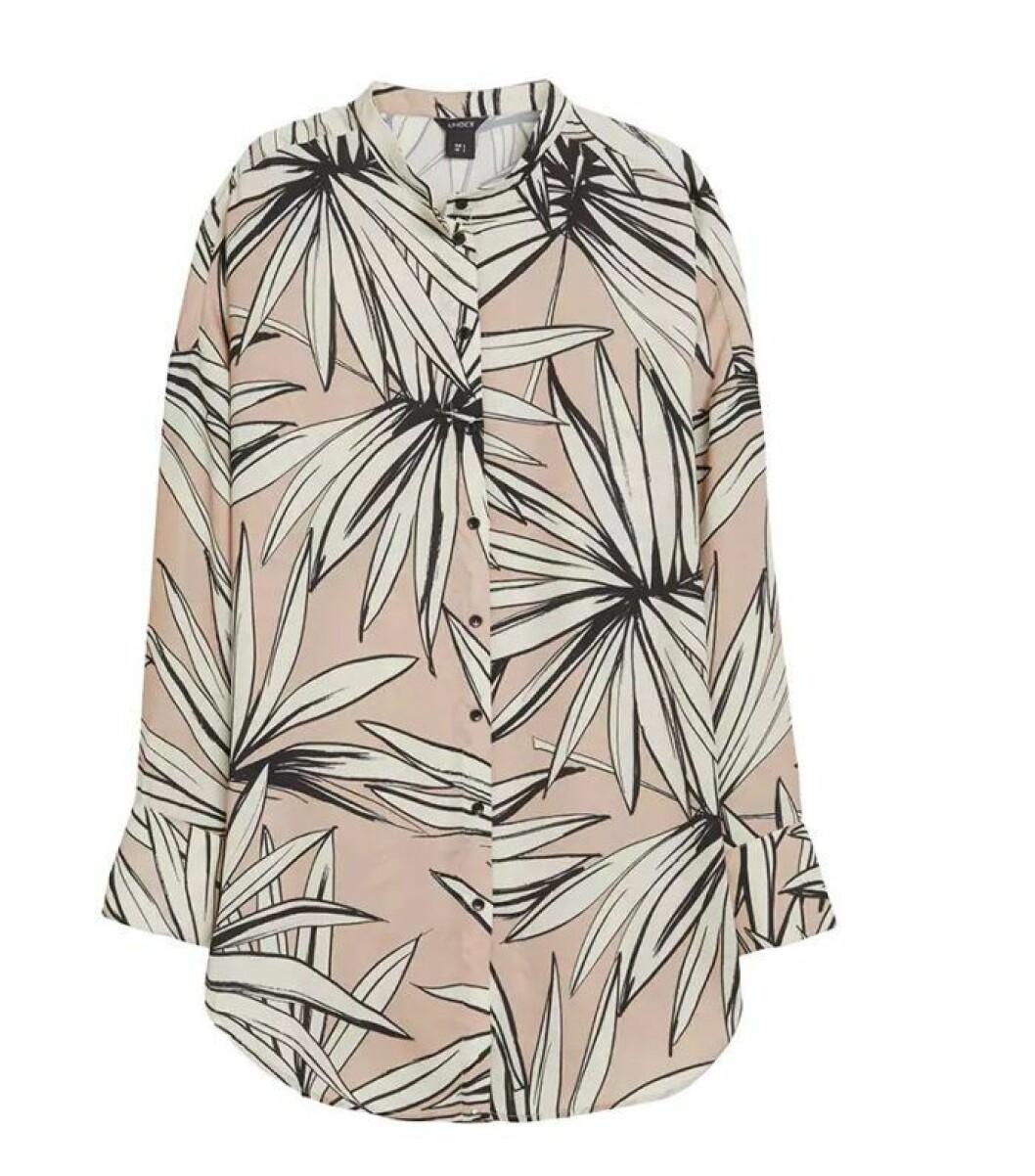 Mönstrad skjorta från Lindex