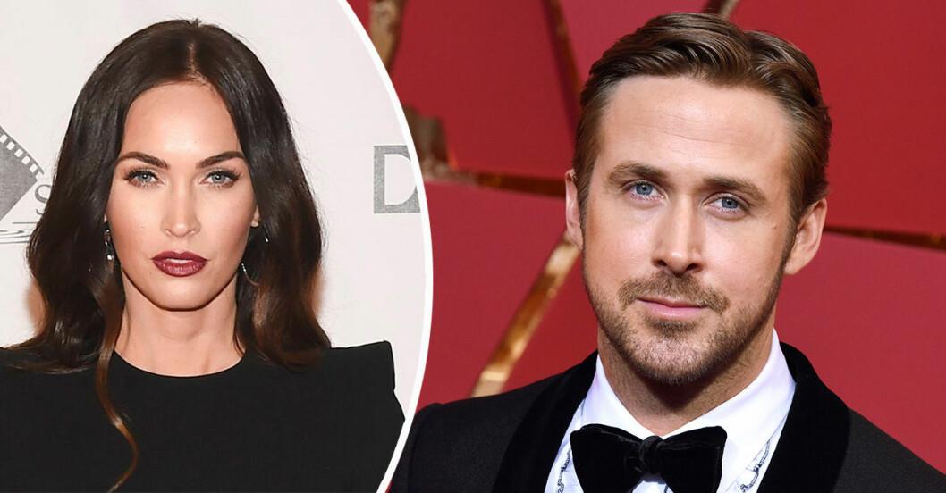Ryan Gosling och Megan Fox