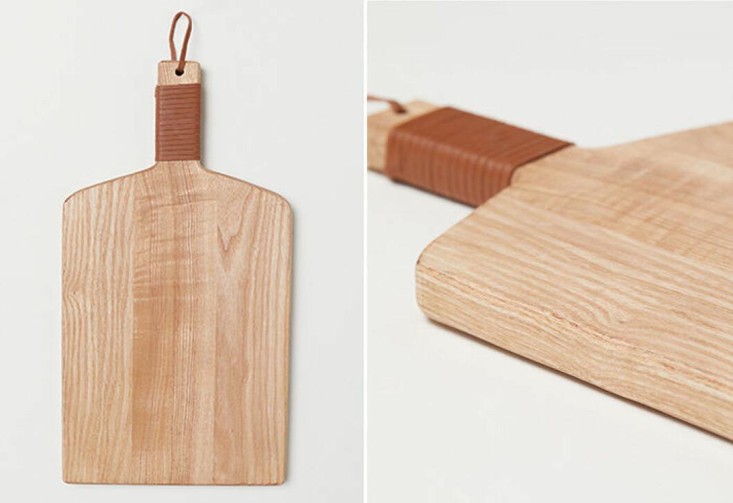 Skärbräda i trä från H&M Home