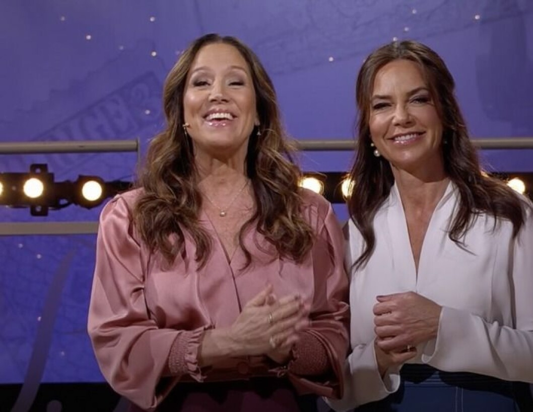 Renée och Li